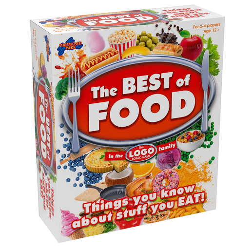 The Best of Food Family Board Game