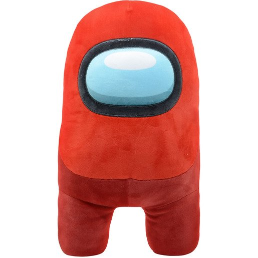 Among Us Official 40cm Red Super Soft Toy