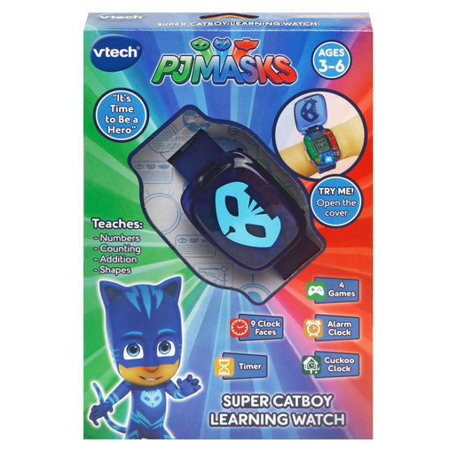Vtech PJ Masks Watch Catboy - Blue