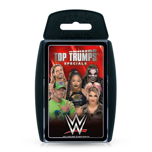 Top Trumps WWE Card Game