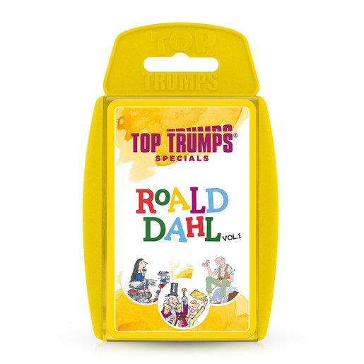 Roahl Dahl Vol 1 Top Trumps Card Game