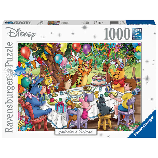 Ravensburger Disney Collector's - Winnie the Pooh 1000pc Jigsaw Puzzle