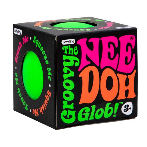 The Groovy Glob - Nee Doh Fidget Toy (Styles Vary)