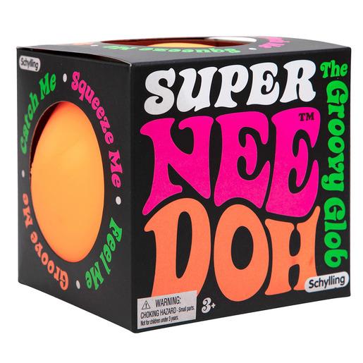The Groovy Glob - 4.5″ Super Nee Doh Fidget Toy (Styles Vary)