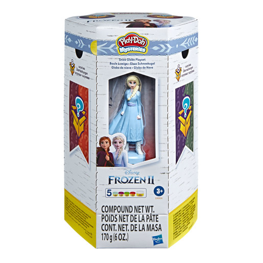 Play-Doh Mysteries Disney Frozen 2 Snow Globe Set