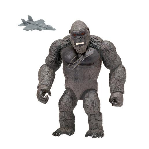 Monsterverse Godzilla vs Kong 15cm Figures - King Kong and Jet
