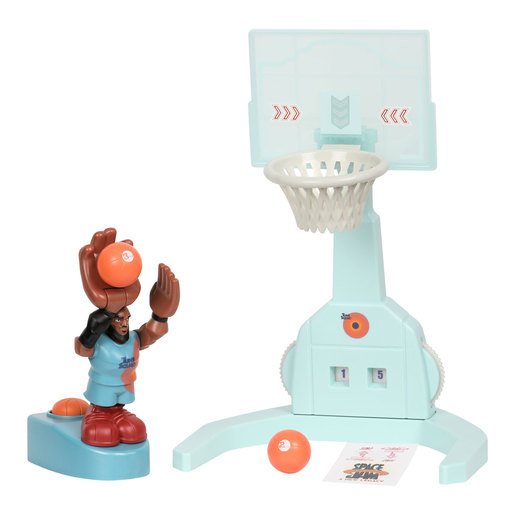 Space Jam: A New Legacy Season 1  Super Soot and Dunk Playset