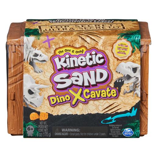 Kinetic Sand    Dino Discovery Playset