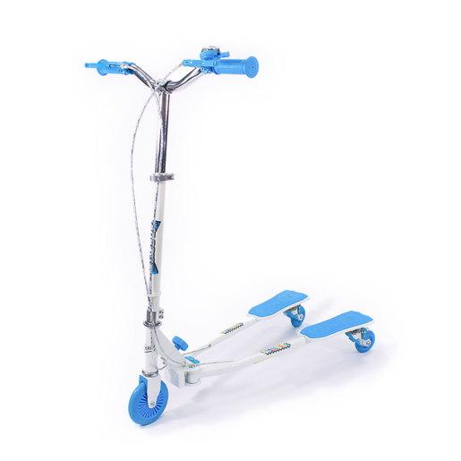 Scissor Scooter - Blue