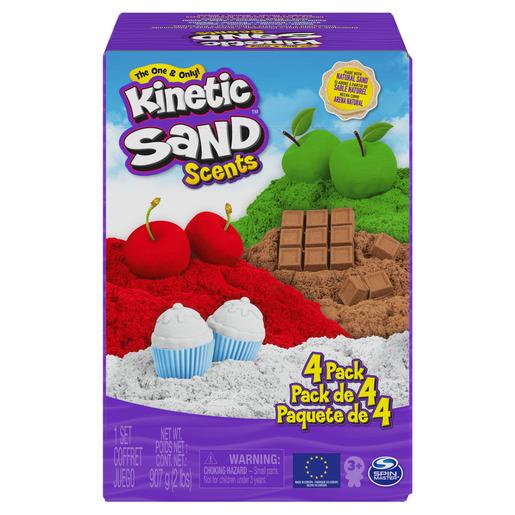 Kinetic Sand - Scents 4pk