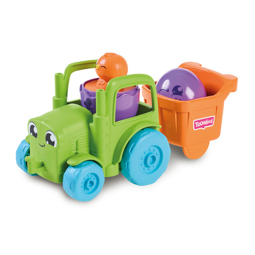 Tomy Toomies - 2-in-1 Transforming Tractor