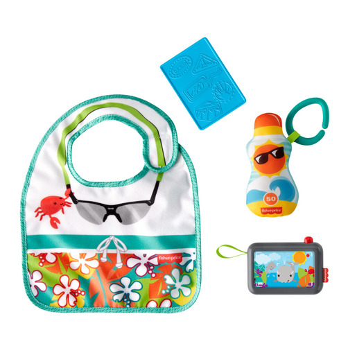 Fisher-Price - Tiny Tourist Gift Set