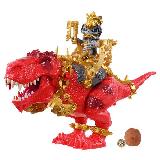 Treasure X Dino Gold Dino Dissection