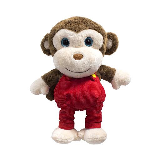 """My Baby Tumbles: Monkey Tumbles 11"""" Plush Toy"""