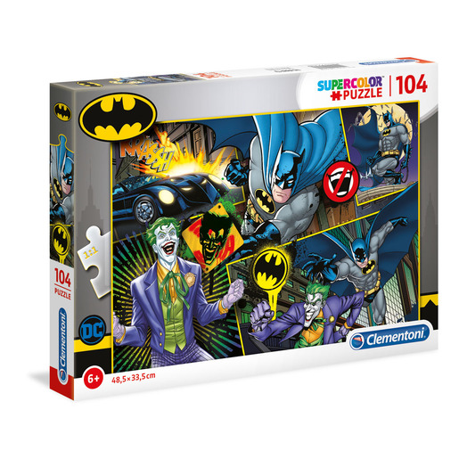 Clementoni - DC Comics Batman 104pc Puzzle