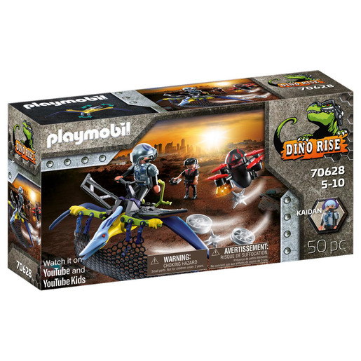 Playmobil 70628 Dino Rise Pteranodon: Drone Strike Playset