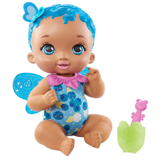My Garden Baby: Berry Hungry Blueberry Scented Baby Doll