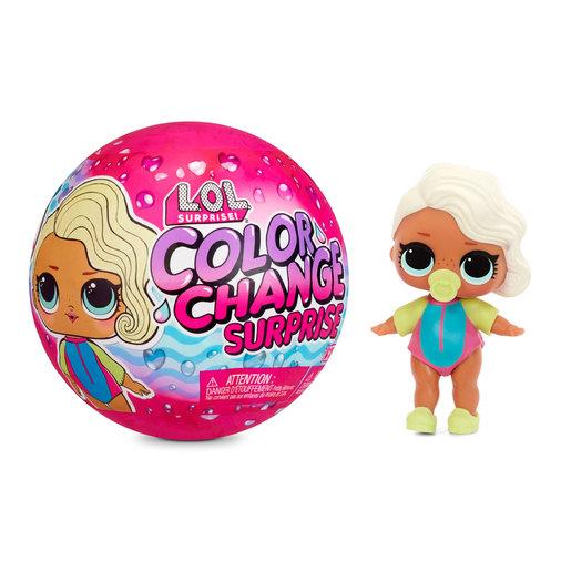 L.O.L. Surprise! Colour Change Dolls