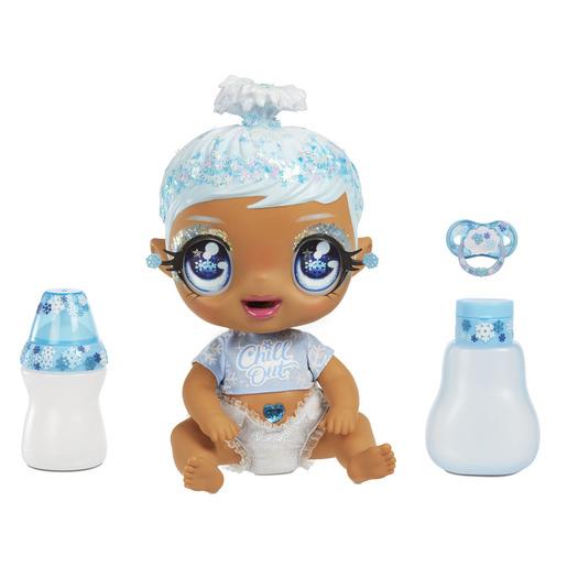 Glitter Babyz - January Snowflake Baby Doll