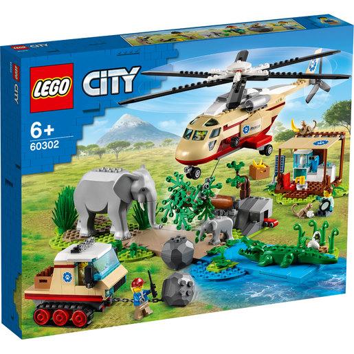LEGO City Wildlife Rescue Operations - 60302