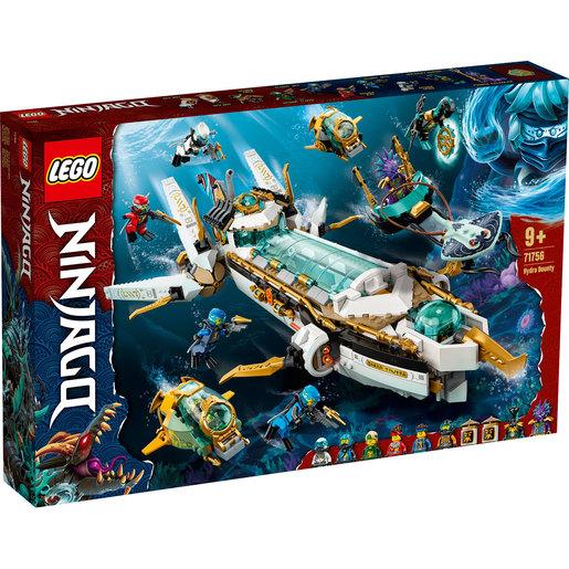 Picture of LEGO Ninjago Hydro Bounty - 71756