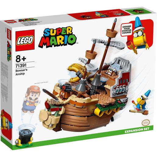 LEGO Super Mario Bowser's Airship Expansion Ship - 71391