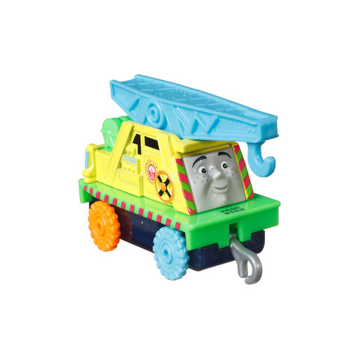Fisher-Price Thomas & Friends Push Along Train - Neon Kevin