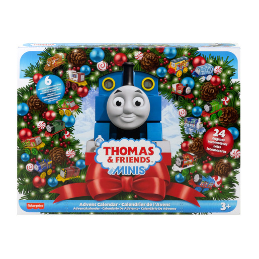 Thomas & Friends Minis Engine Advent Calendar