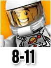 Lego Toys age 8 11 years
