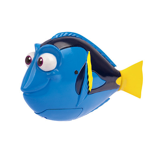 Image of Disney Pixar Finding Dory Swimming Dory Figure