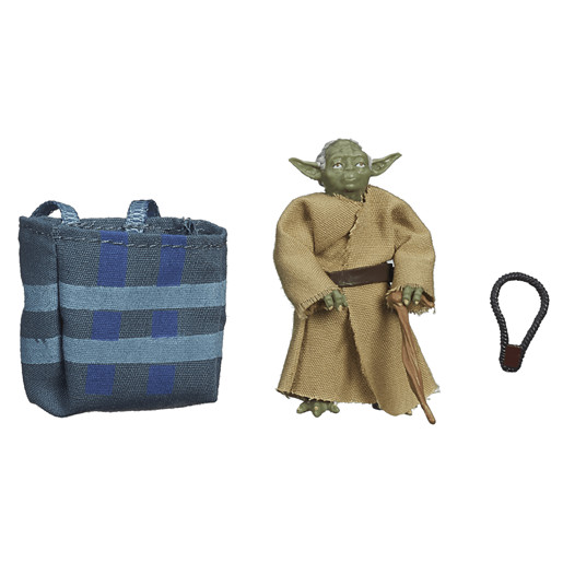 Star Wars Black Series 9.5cm Figure - Yoda - Damaged Packaging