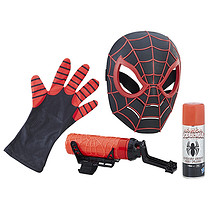 Spider-Man Kid Arachnid Hero Mask and Super Web Slinger
