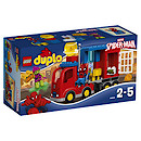 LEGO Duplo Marvel Spider-Man Spider Truck Adventure - 10608