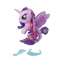 My Little Pony: The Movie Glitter & Style Seapony Twilight Sparkle
