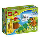 LEGO Duplo Around the World Baby Animals - 10801