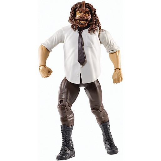 WWE Superstar Mankind Figure