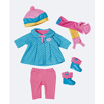 BABY Born Deluxe Cold days Outfit