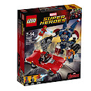 LEGO Super Heroes Iron Man: Detroit Steel Strikes - 76077