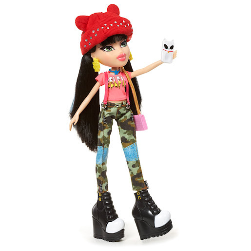 Image of Bratz #Selfiesnaps Jade Doll