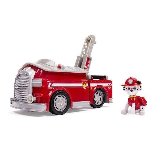 Paw Patrol Marshall On A Roll Vehicle