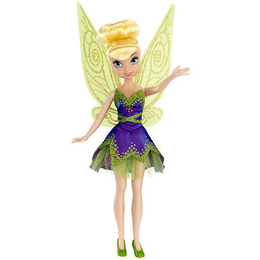 Disney Fairies 23cm Pirate Fairy Doll - Tinkerbell