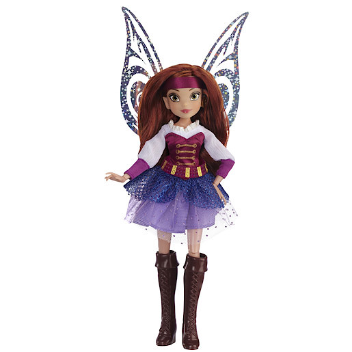Disney Fairies Deluxe Fashion 23cm Doll - Zarina