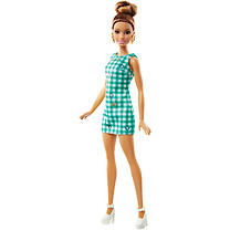 Barbie Fashionistas - Emerald Check