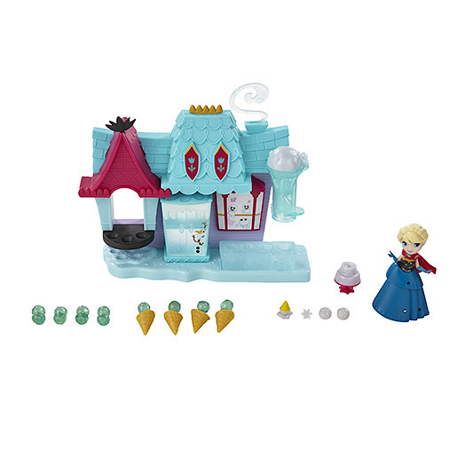 Disney Frozen Little Kingdom Elsas Arrendelle Treat Shop Set