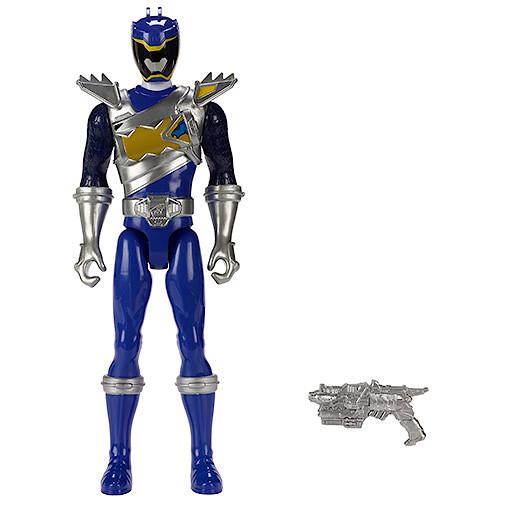 Power Rangers Dino Super Charge 30cm Blue Ranger Action Figure