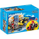 Playmobil 6869 City Action Go-Kart Garage StarterSet