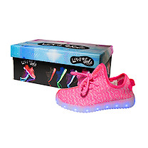 Light and Sole LED Pink Shoes - Size 11 Junior