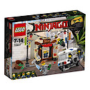 LEGO The Ninjago Movie City Chase 70607