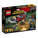 LEGO Marvel Super Heroes Guardians of the Galaxy Ravager Attack 76079