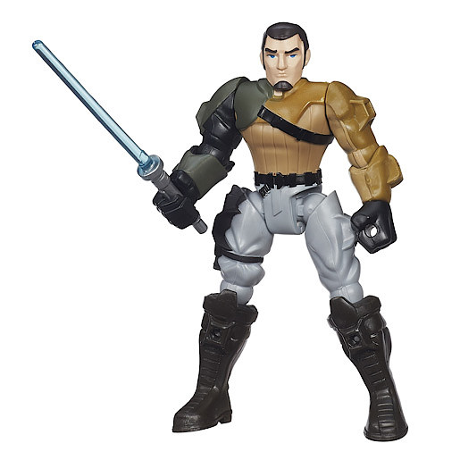 Star Wars Rebels Hero Mashers Kanan Jarrus Figure